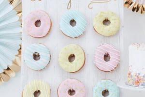 Donut Wall